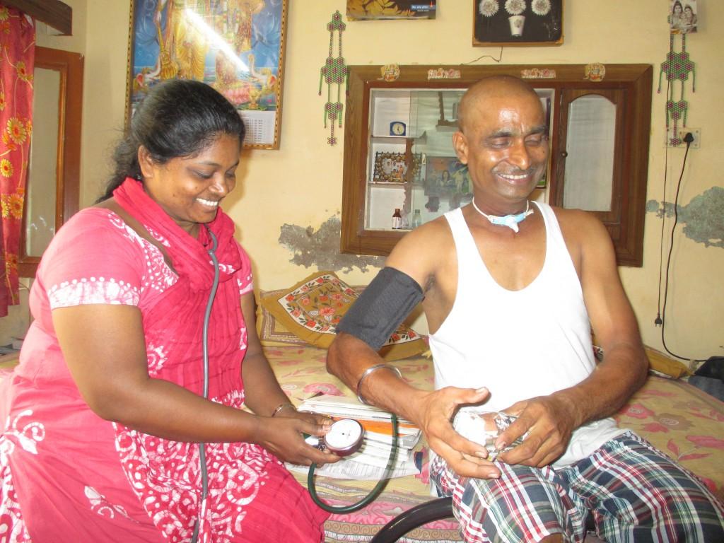 Jiji & Subhash Chand 1